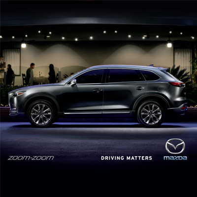 Mazda ad