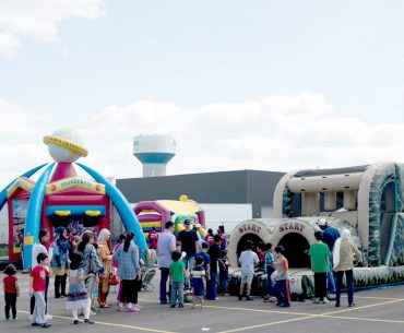 ICCM Holds First Annual Fun Fair