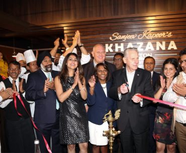 Celebrity Chef Sanjeev Kapoor's Khazana opens in Milton