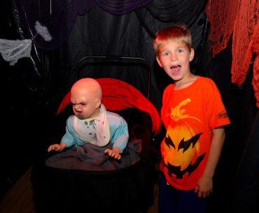 Milton Haunted House on October 28-29 at Milton Mall