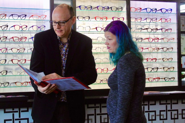 bcdf52715ab9 Matador Eyeworks Celebrates Three Years